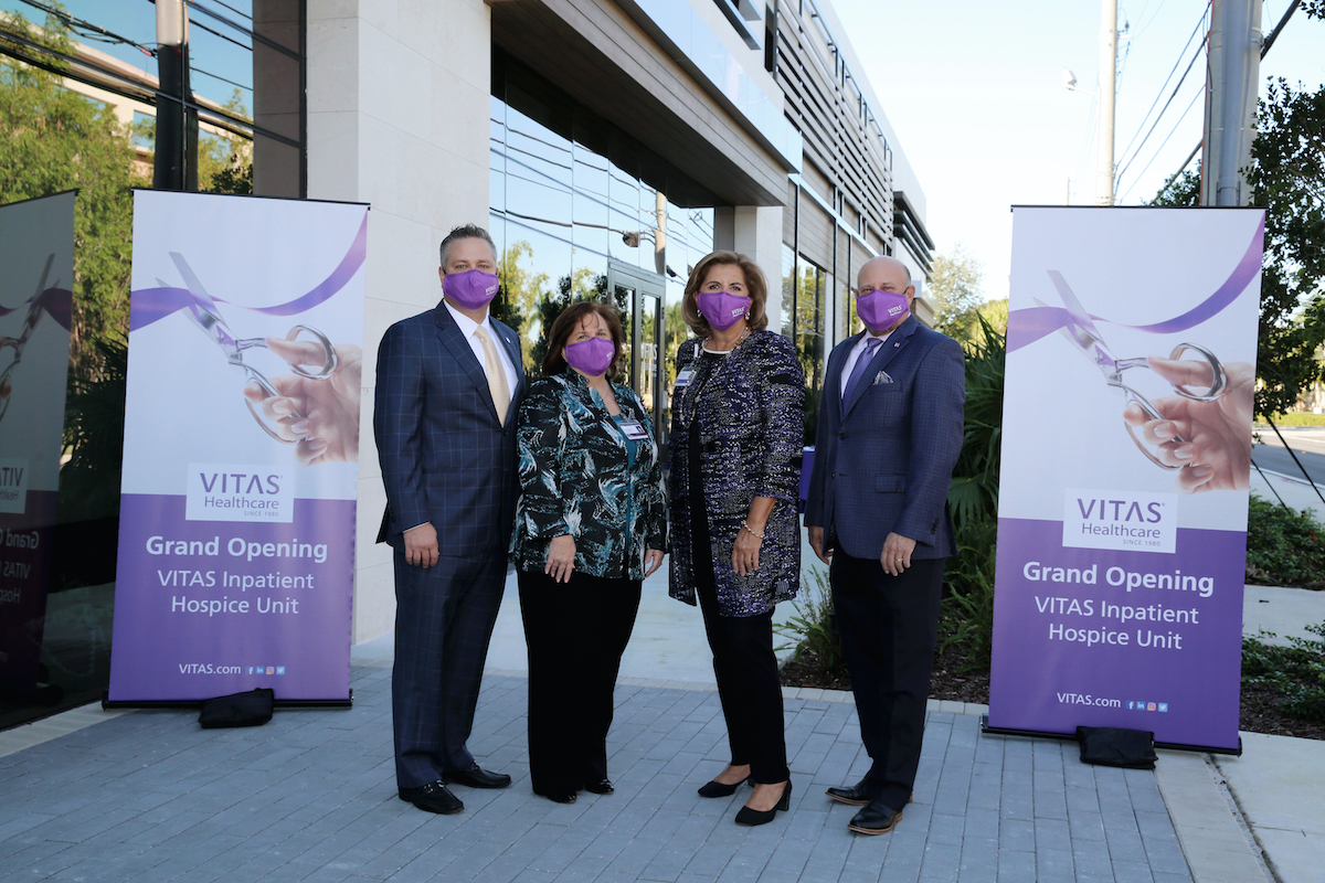 VITAS® Healthcare Opens 16-Bed Inpatient Hospice Unit in Kendall (Miami, Florida)
