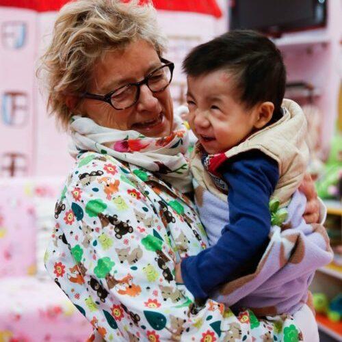 Palliative Care – Celebrating Nurses Contributions – Lyn Gould