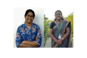 Ms Anu and Ms Sheeba