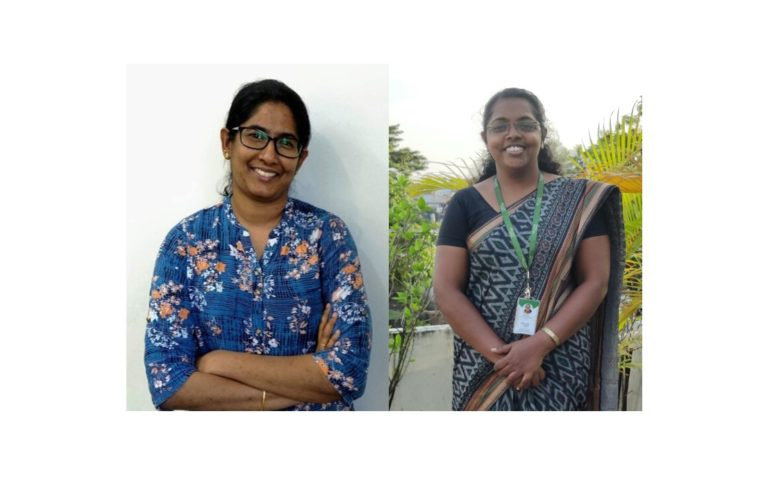 Pioneering Nurses: Congratulations Anu and Sheeba!