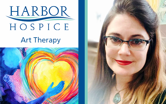 Harbor Hospice to offer patients new ways of expressing feelings through the guidance of an art therapist