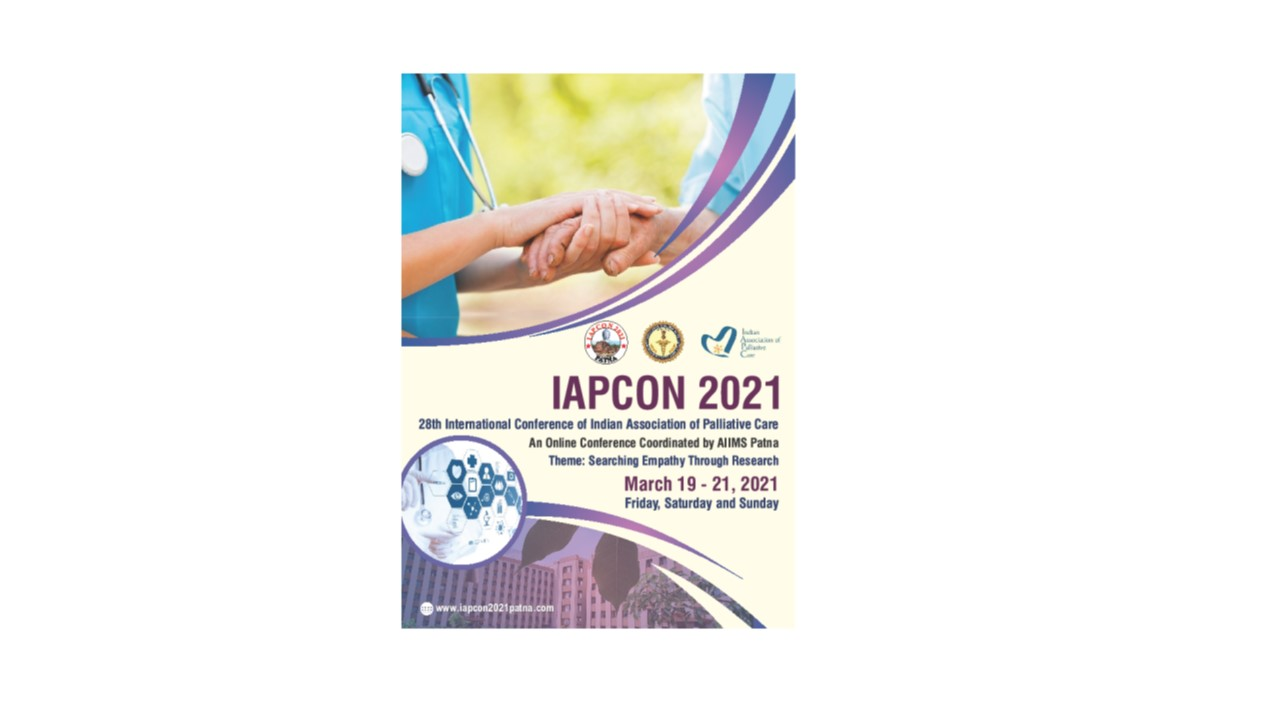 IAPCON 2021: Register for the Virtual Conference