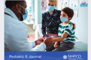 NHPCO Pediatric E-journal, issue #62