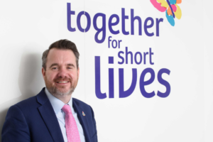 Andy Fletcher CEO Together for Short Lives