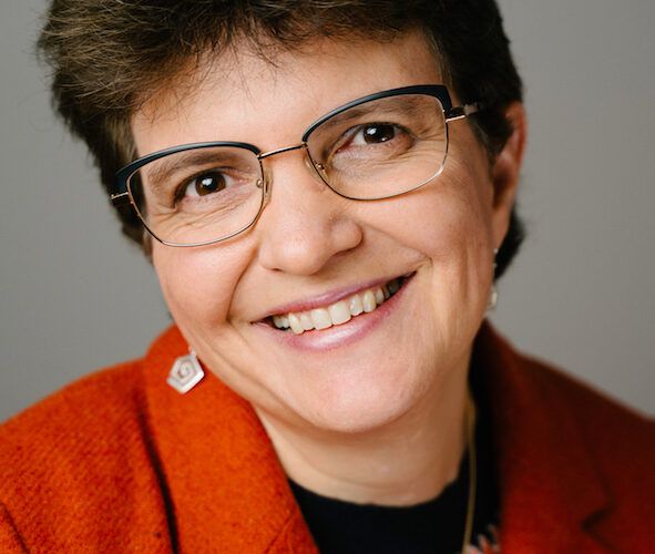 Pioneering Nurses – Prof Julia Downing
