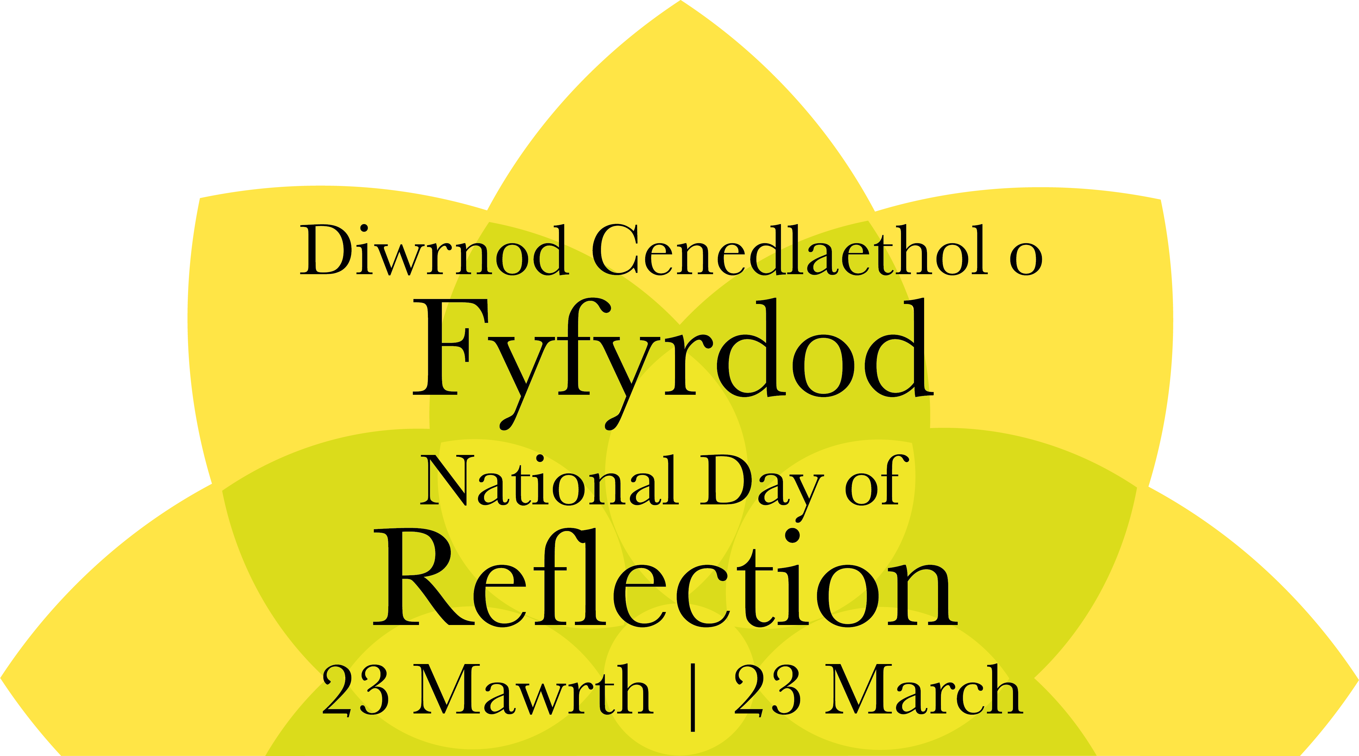National Day of Reflection - March 23rd
