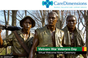 Care Dimensions: Honoring Vietnam War Vets, 'Welcome Home' Video