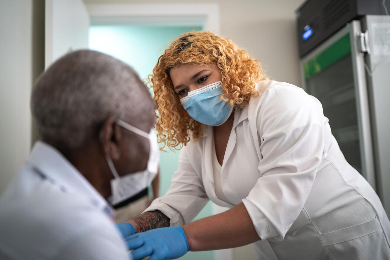 Black Churches Fill a Unique Role in Combating Vaccine Fears