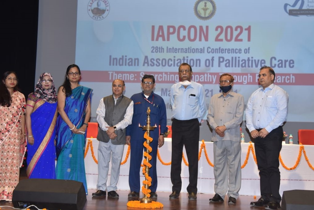 IAPCON 2021: A Successful Virtual Conference