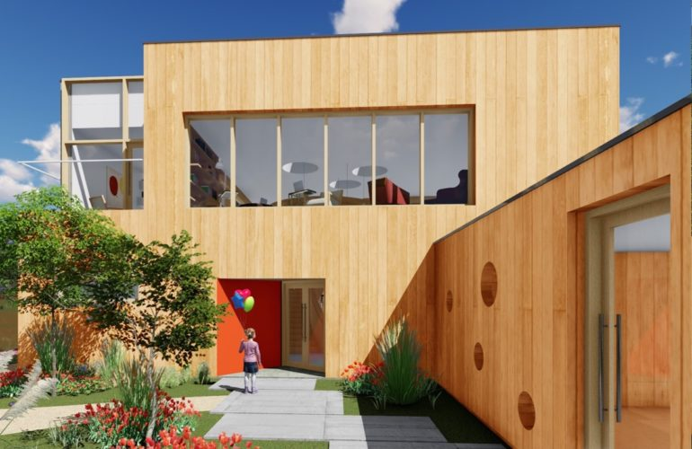 St John's Hospice get the go-ahead for a Family Support Centre