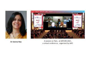 virtualvs real conference by dr seema rao
