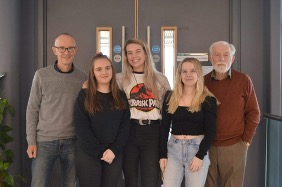English students support Hospice Africa Uganda