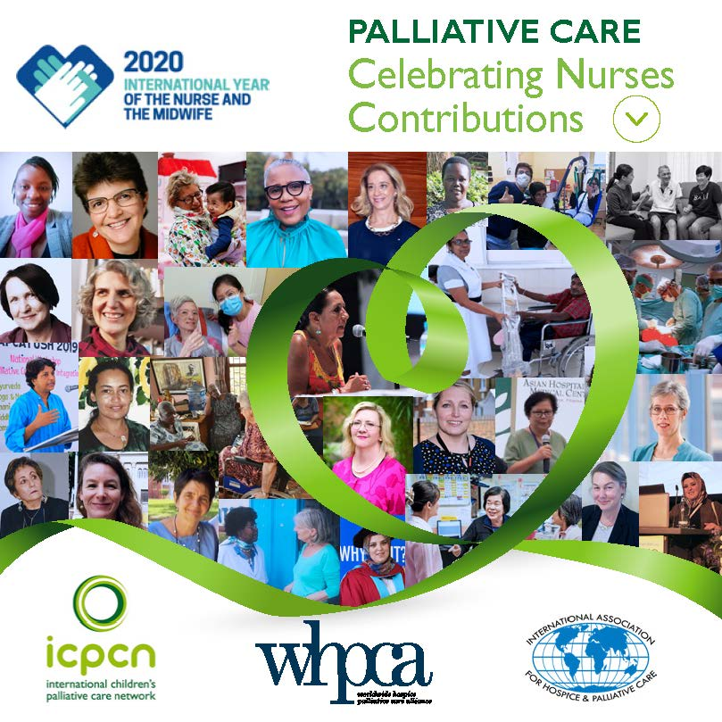 Dr Ayda Gan Nambayan from the Phillipines - another profile from the Palliative Care, Celebrating Nurses Contributions Report