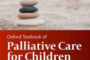 Palliative Care for Children - book