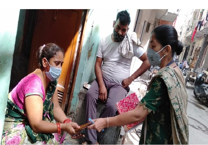 Nothing could stop them; here they are to provide Palliative Care