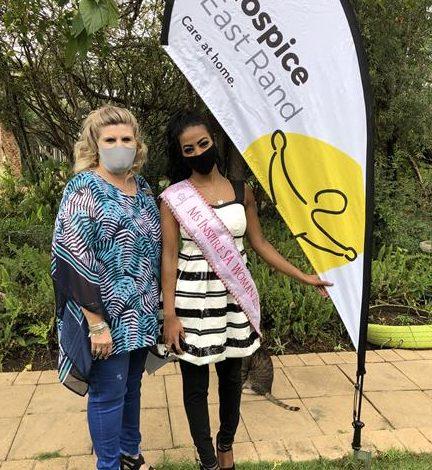 Miss Inspire SA donates to Hospice