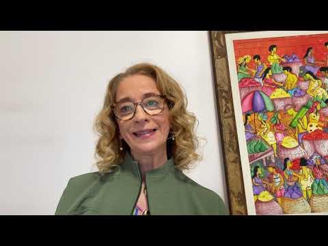 Inspiring Nurses Report - Prof Regina Szylit in Brazil