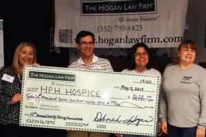 Hogan Law Firm Annual Charitable Fishing Tournament