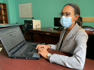 """""""The most helpful thing for us"""" the Ethiopian palliative care website gets a glowing review"""
