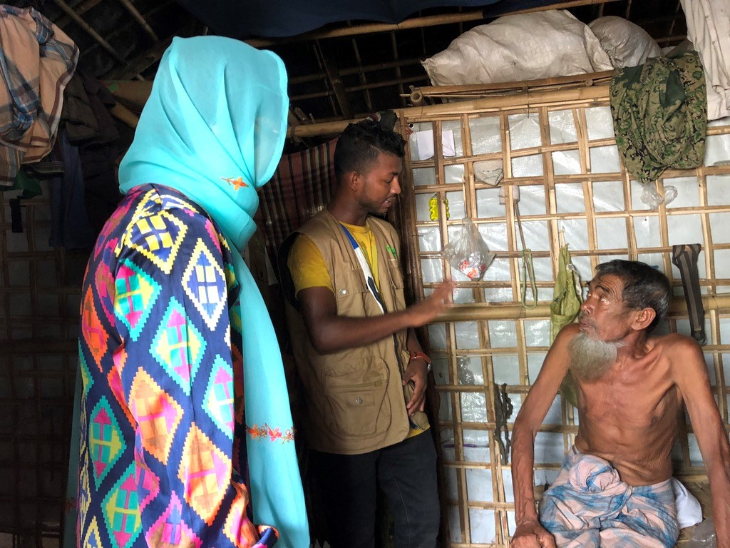 New Palliative Care Training Program for Health Care Workers in Humanitarian Settings