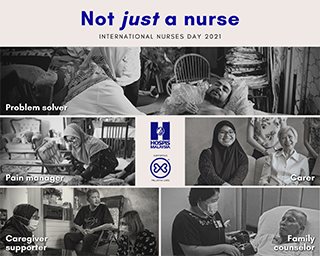 Not JUST a Nurse - Celebrating International Nurses Day