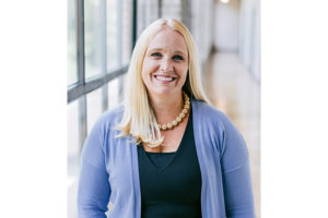 Emmanuel Hospice Executive Director Sara Lowe