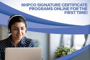 NHPCO on-demand Signature Programs