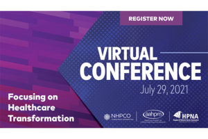 2021 Virtual Conference focusing on healthcare transformation