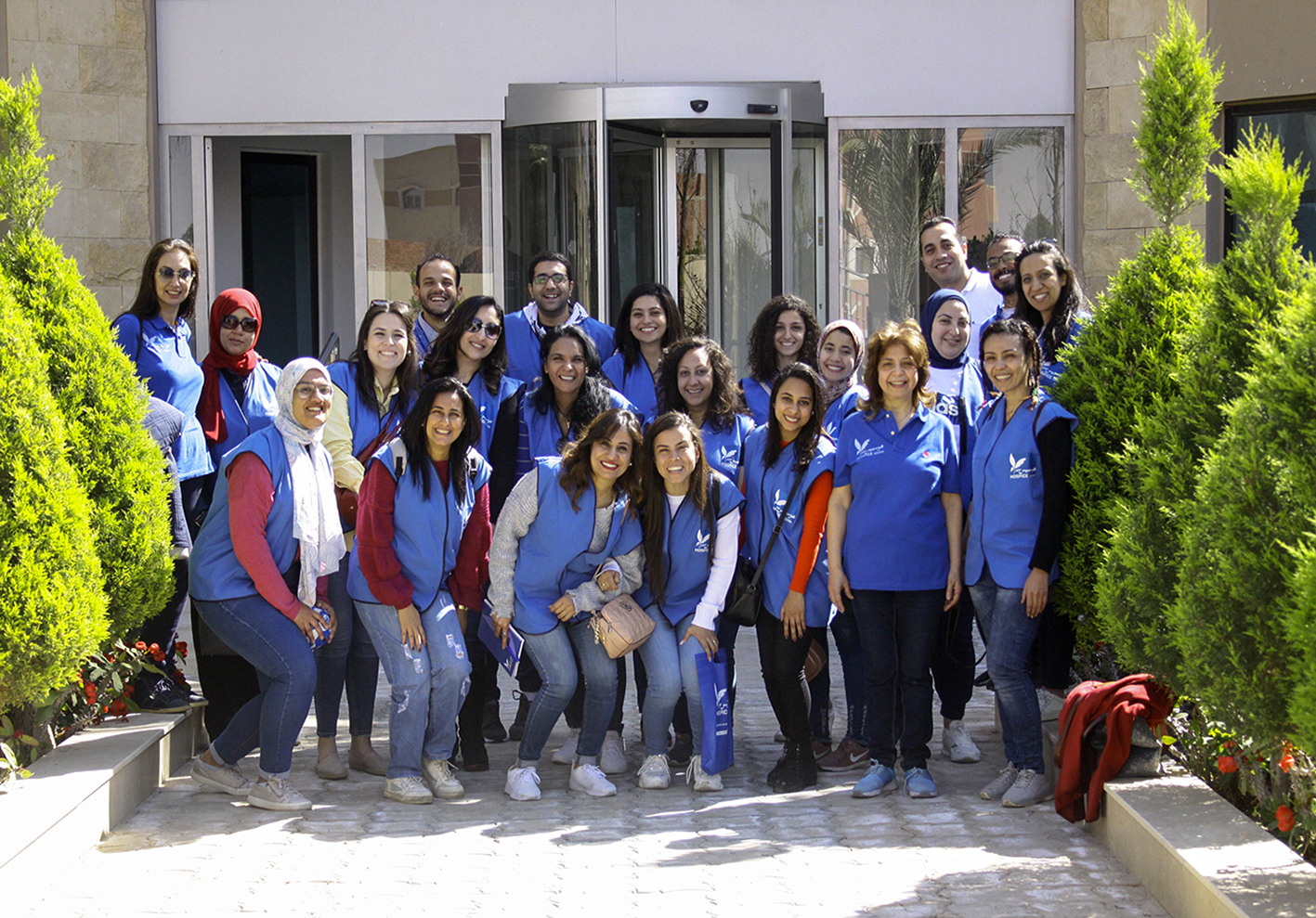 Recruiting Volunteers for Hospice is a challenging task in Egypt