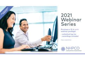 NHPCO webinars