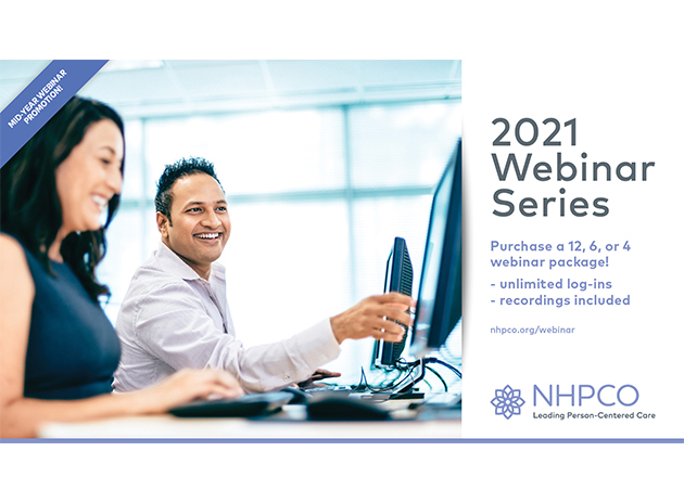 NHPCO Mid-Year Webinar Promotion