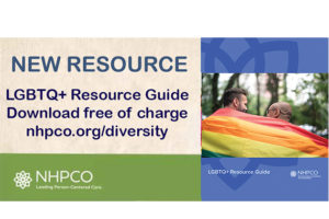 New Hospice and Palliative Care Resource Guide for LGBTQ+ Communities