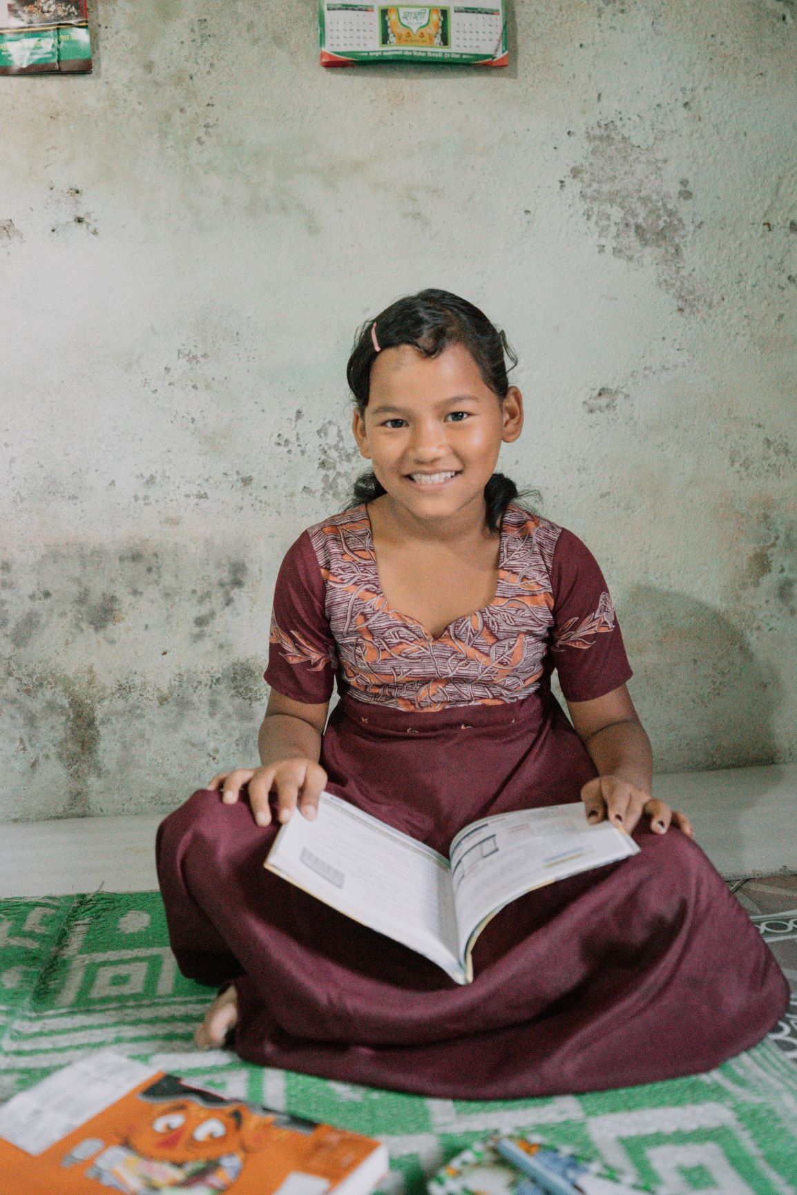 UK government doubles donations to show that every girl matters in this project in Nepal