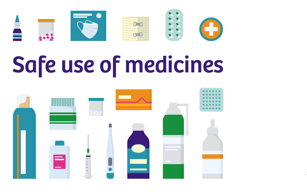 New medicines management toolkit for professionals working in children's palliative and end of life care