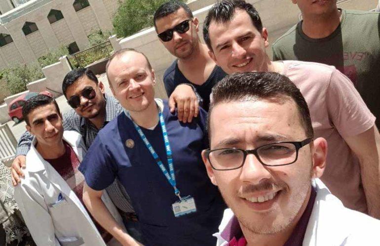 Ahmed Abu-Afifeh – working in palliative care in Palestine