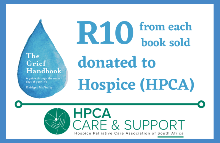 The Grief Handbook Supports the Bereaved and Hospices