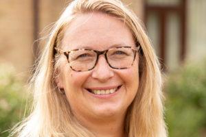 New St Elizabeth Hospice CEO, Judi Newman CREDIT Mike Kwasniak
