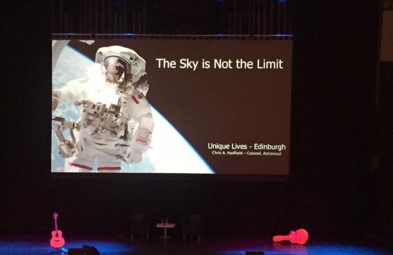 Lessons from an astronaut – Dr Patricia Cantley