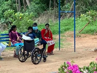 Improving care for  children living with life limiting conditions; Hyderabad experience