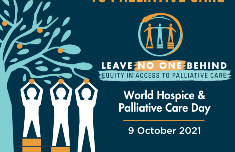 Hints and Tips for Promoting Your World Hospice and Palliative Care Day event