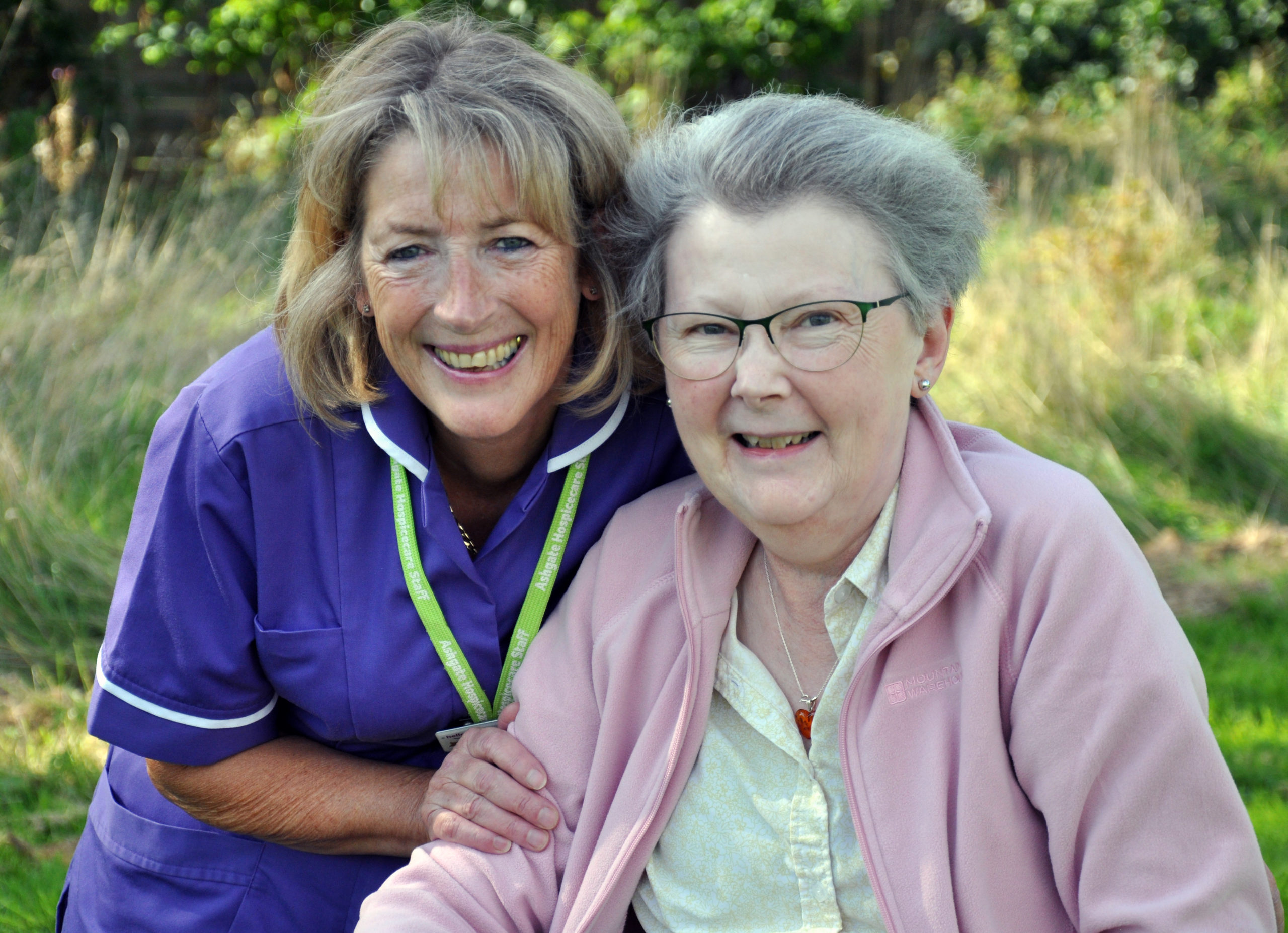 Make a free will with Ashgate Hospicecare