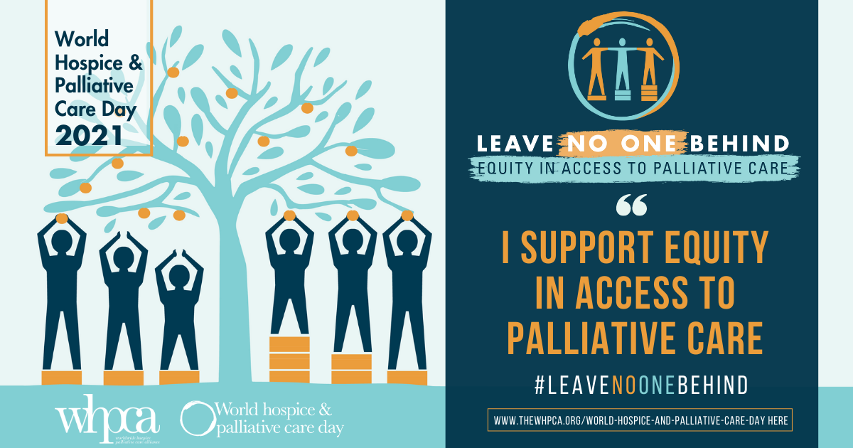 Why access and equity in advanced care planning matters - free webinar for World Hospice and Palliative Care Day