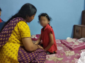 Caring for a paediatric patient: A paediatric palliative care nurse's perspective