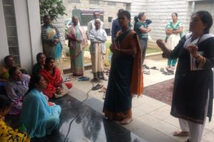 Ms-Poornima-conducting-Group-Couselling-sessions