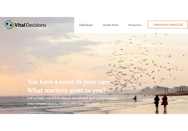 Vital Decisions Launches its Free, Online Advance Care Planning Platform in Spanish