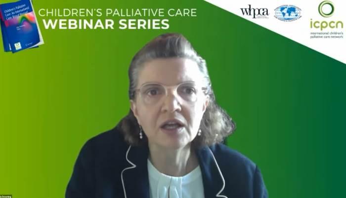 Launch of Children's Palliative Care Webinar Series