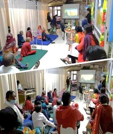 'SUBHITA', The Cankids Pediatric Palliative Care Center's Experience